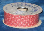 #9 Star Brite Ribbon -  Rose