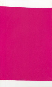 Craft Felt - Fuchsia - 9 x 12 inch