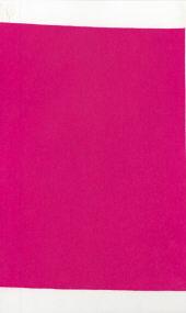 Craft Felt - Fuchsia - 9 x 12 inch