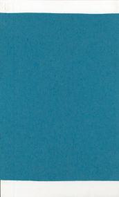 Craft Felt - Turquoise - 9 x 12 inch