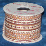 #40 Country Sonnet Ribbon - Mocha