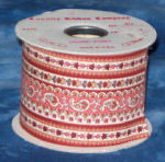 #40 Country Sonnet Ribbon - Rust