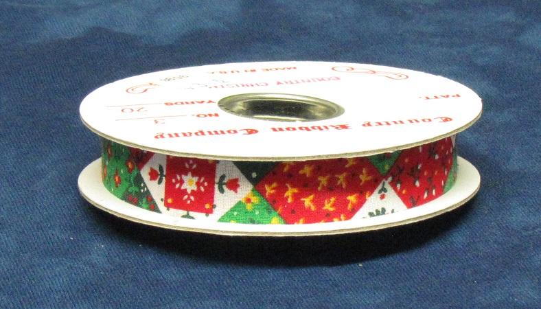 #3 Country Christmas Ribbon