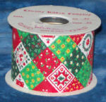 #40 Country Christmas Ribbon