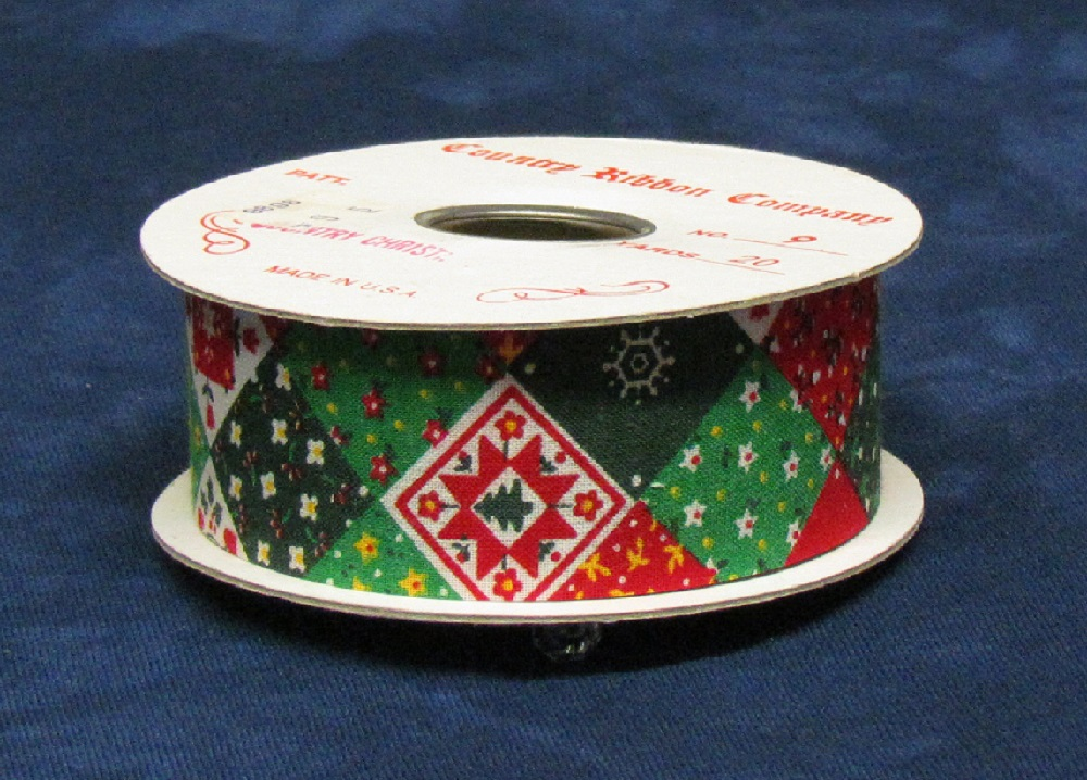#9 Country Christmas Ribbon