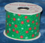 #40 Poinsettia Ribbon