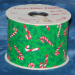 #40 Candy Cane Ribbon