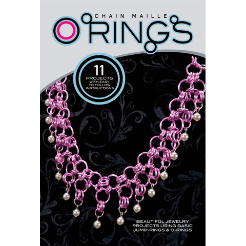 Chain Maille Jewelry Project Book