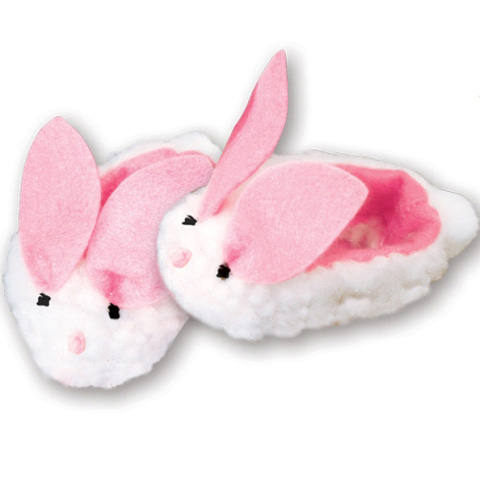 Springfield Collection Doll Accessories - Bunny Slippers - 1 set