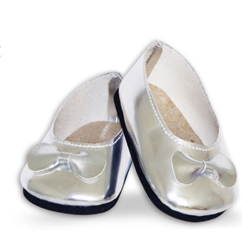 Springfield Collection Doll Accessories - Ballet Flats - 1 set