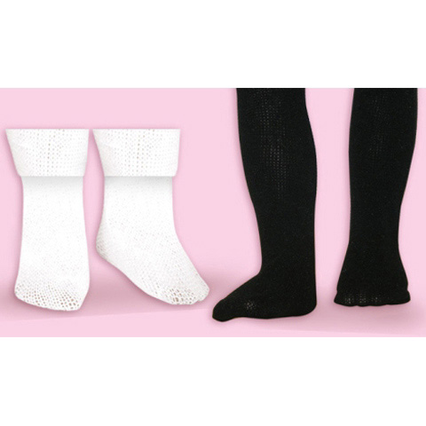 Springfield Collection Doll Accessories - Socks and Tights - 1 set