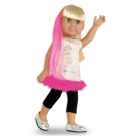 Springfield Collection Doll Clothes - Pop Star