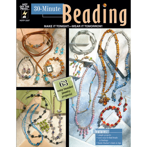 30-Minute Beading Project Book