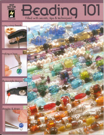 Best Beading Tips Book - Beading 101