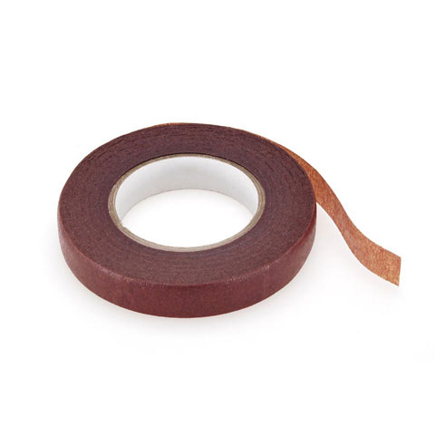 Floral Tape - Brown - 1/2 inch x 30 yards