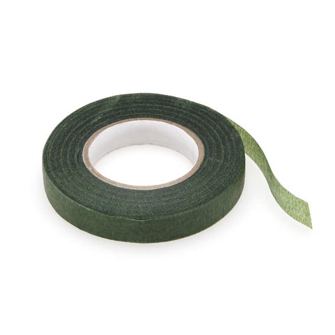 Floral Tape - Green - 1/2 inch x 30 yards