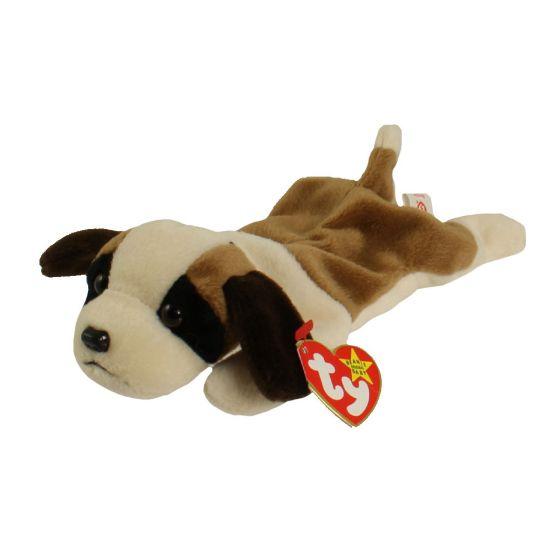 TY Beanie Baby - BERNIE the St. Bernard Dog (8.5 inch)