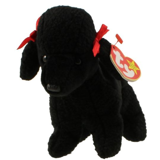 TY Beanie Baby - GIGI the Poodle Dog (6 inch)