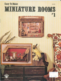 Easy To Make Miniature Rooms #1