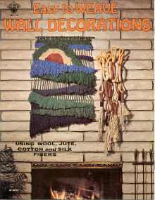 Easy to Weave Wall Decorations