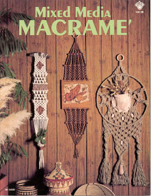 Mixed Media Macramé