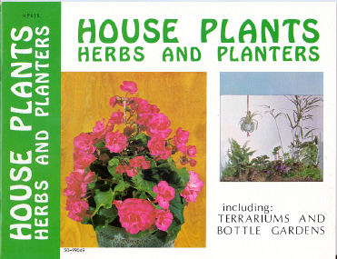 House Plants Herbs and Planters