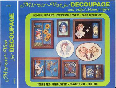 Miroir-Vue for Decoupage