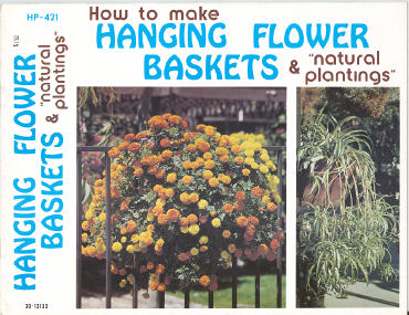 How to make Hanging Flower Baskets
