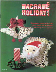 Macrame' Holiday!