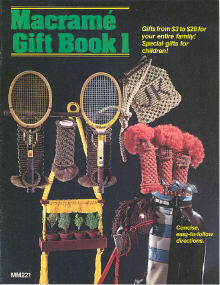 Macrame' Gift Book 1