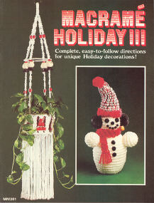 Macrame Holiday III