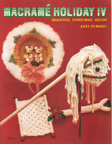 Macramé Holiday IV