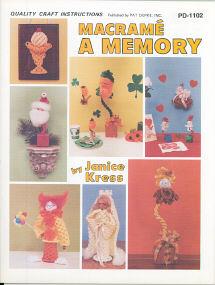 Macrame' A Memory