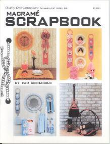 Macrame' Scrapbook