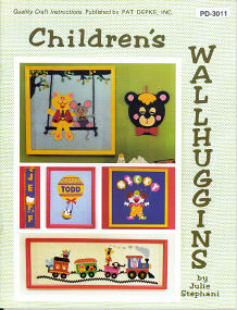 Children's Wallhuggins