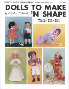 Dolls To Make 'N Shape