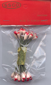 Poinsettia Stamens