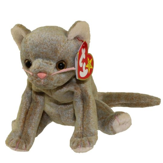 TY Beanie Baby - SCAT the Cat (5.5 inch)