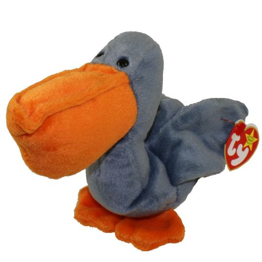 TY Beanie Baby - SCOOP the Pelican (5.5 inch)